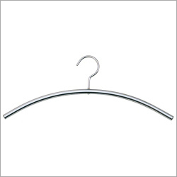 Galvanized Coat Hanger