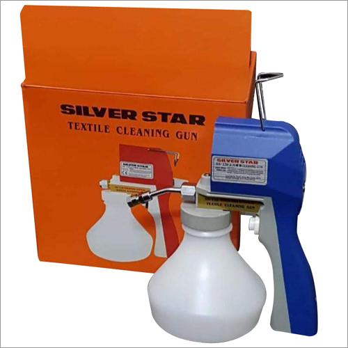 Silver Star Textile Cleaning Gun