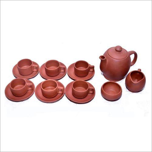Terracotta Tea Set