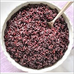 Pure Black Rice