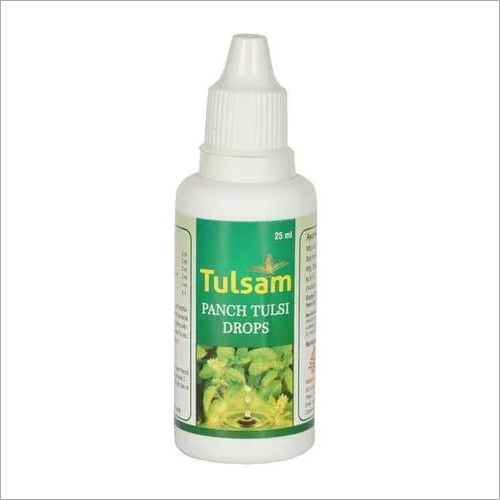 Tulsam Panch Tulsi Drops