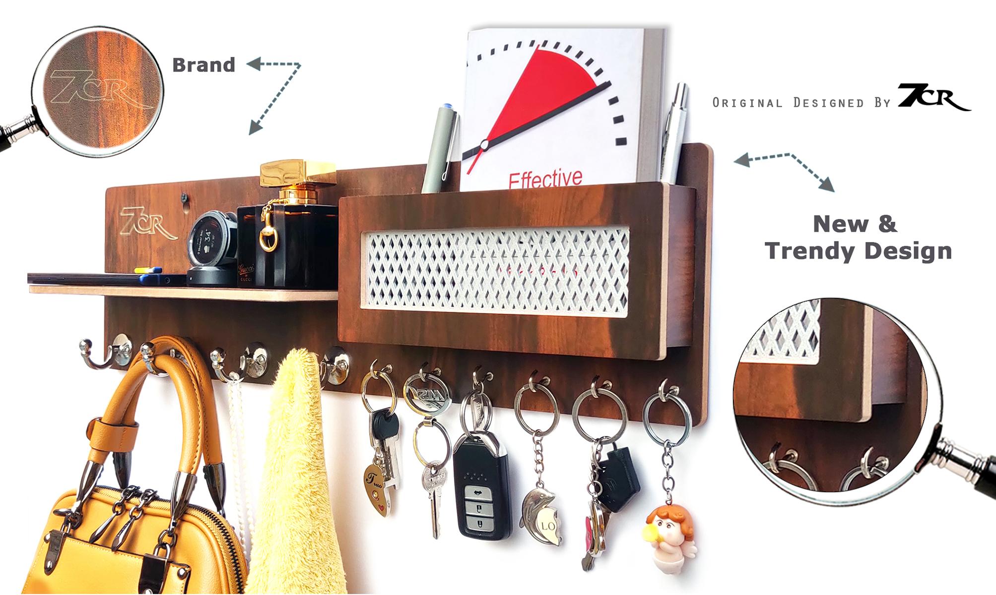 Multi Hook Key Holder