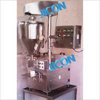 Semi-Automatic Gel Filling Machine