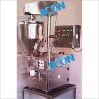 Semiautomatic Gel Filling Machine