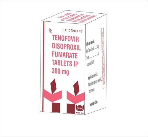 Tenofovir Disoproxil Fumrate Tablets
