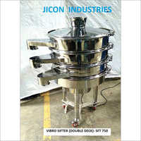 Vibratory Sieve Machine