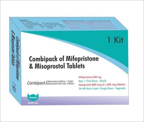 Mifepristone & Misoprostol Tablets