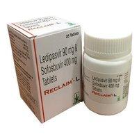 Reclaim Ledipasvir Sofosbuvir L Tablets