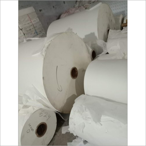 White Coated Paper