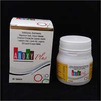 Multivitamins Multiminerals Megnesium Oxide Tablets