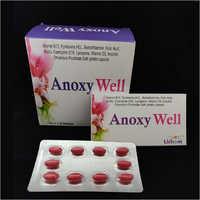 Vitamin B12 Pyridoxine HCL Benfothiamine Folic Acid Biotin Soft Geltain Capsules