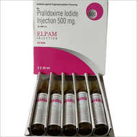 500 mg Pralidoxime Lodide Injection