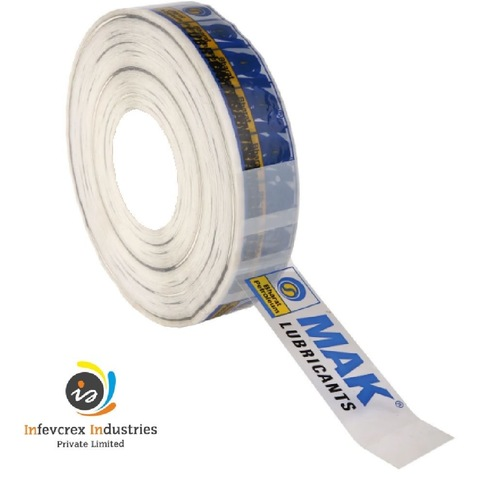 Machine Roll tape
