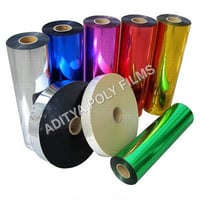 Colorful Metalized Polyester Film
