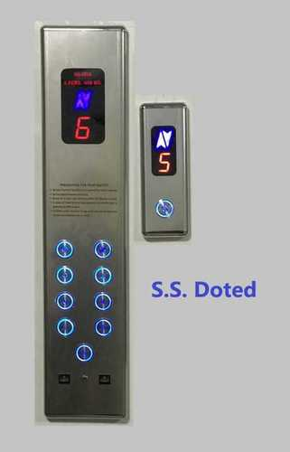 Elevator SS Wall Mounting LOP COP