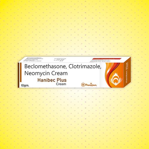 Beclomethasone, Clortrimazole, Neomycin Cream