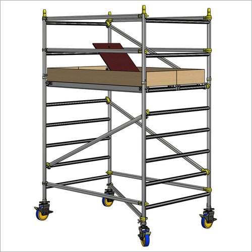 Mobile Scaffolding Towers On Hire In Delhi