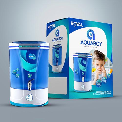 Royal Aquaboy RO Cabinet