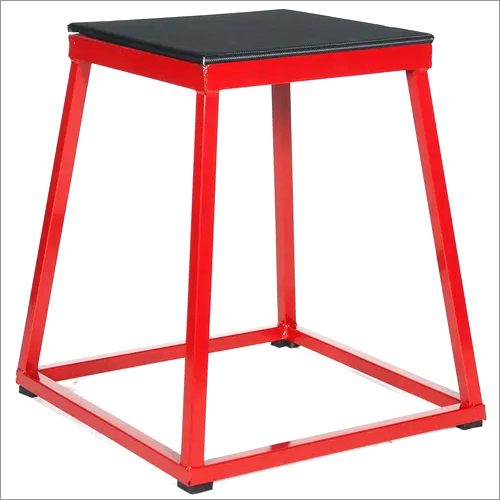 Metal Plyometric Box