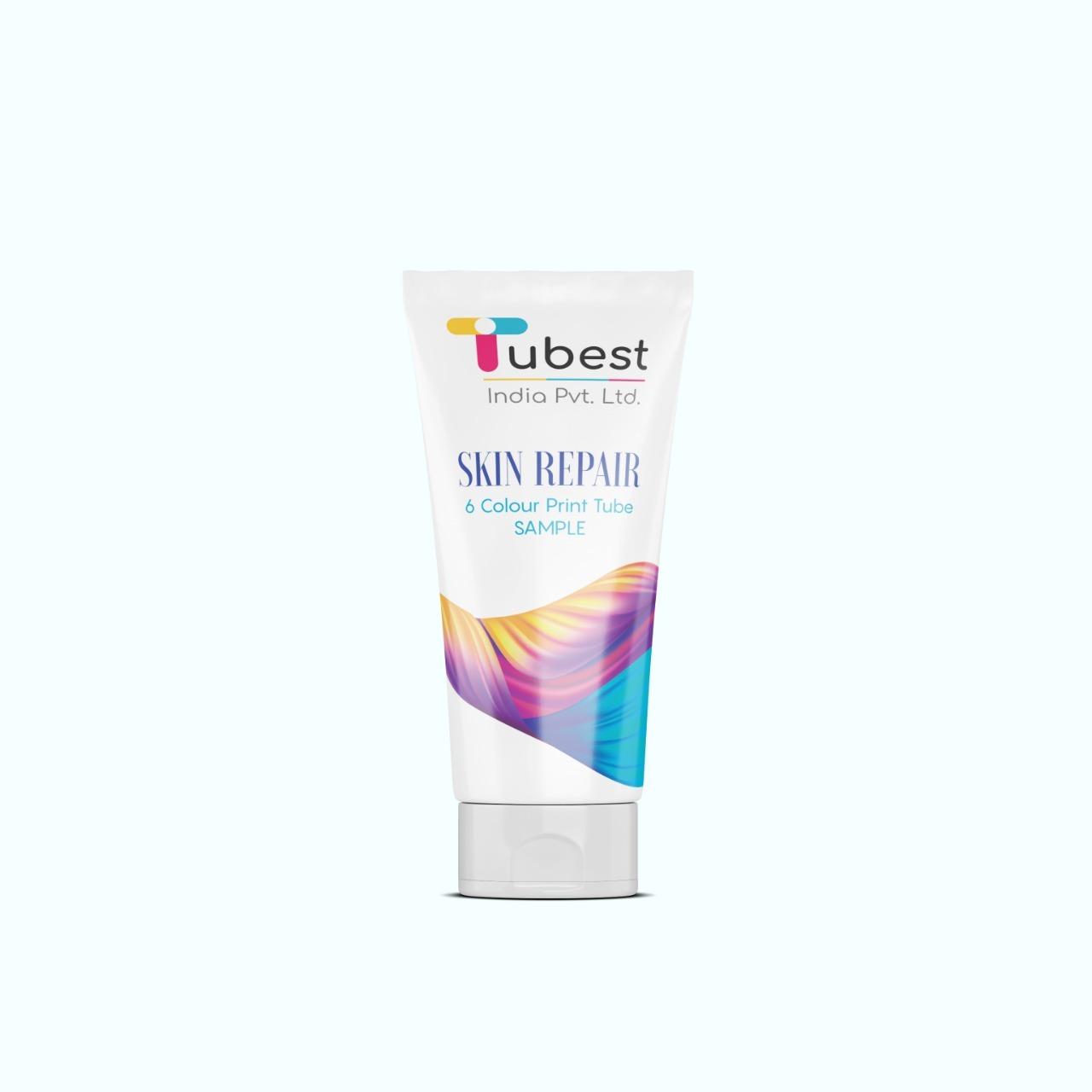 Seamless Cosmetics Plastic Tube