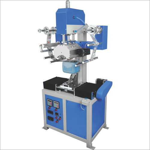 Hot Stamping Machine for Battery