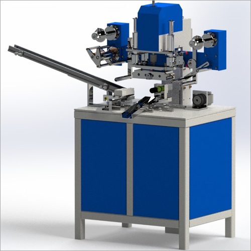Fully Automatic Hot Stamping Machine