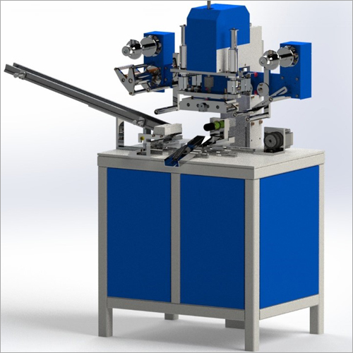 Automatic Hot Stamping Machine