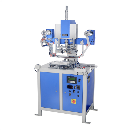 Hot Stamping Machine for Crates