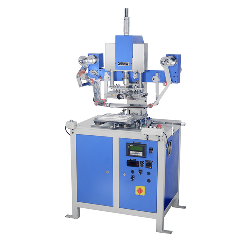 Semi Automatic Hot Stamping Machine