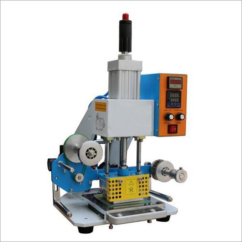 Semi Automatic Hot Stamping Machine
