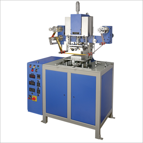 Hot Foil Stamping Machine for Electric Plate