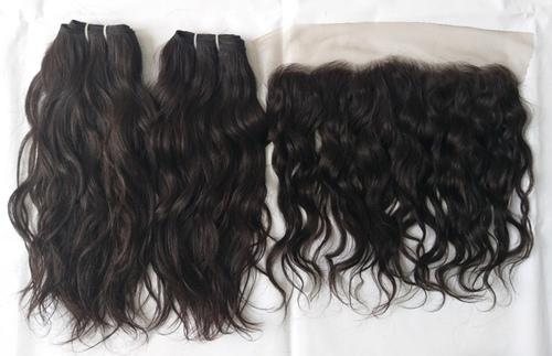 Unprocessed Wavy hair,No Shedding No Tangle