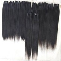 Black Cuticle Aligned Hair