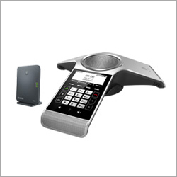 Wireless DECT Conference Phone With Significant Mobility