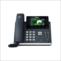 High-End Color Screen Paperless IP Phone