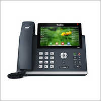 Ultra-Elegant Business IP Phone