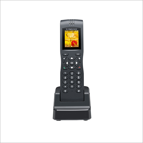 Portable Wireless VoIP Phone
