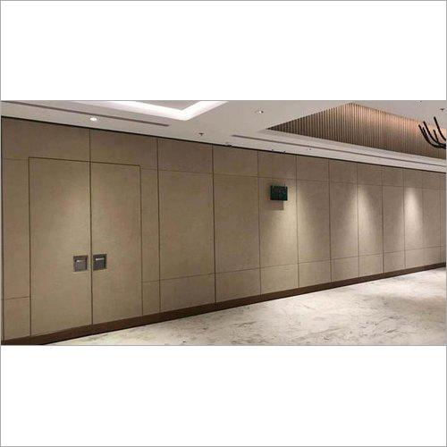 Movable Acoustic Partitions