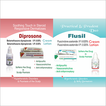 diproson and flusil