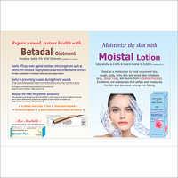 Betadal & Moistal Lotion
