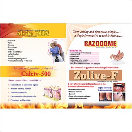 Alvita PLus & Calcip & Zoliv & Razodom