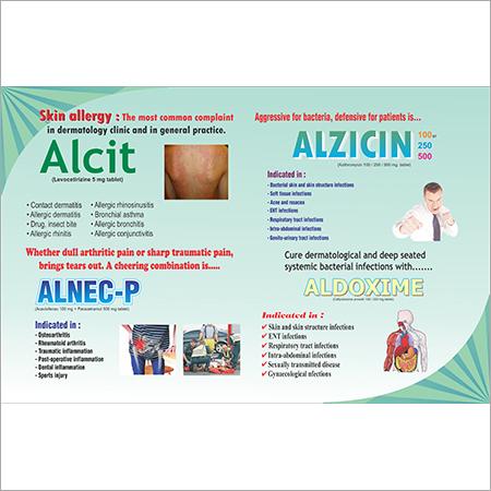 Alcit & Alnac-P & Alzcin & Aldoxime