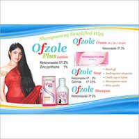 Ofzole Plus Shampoo
