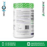 240 gm Black Current Flavour Pre-Workout Powder