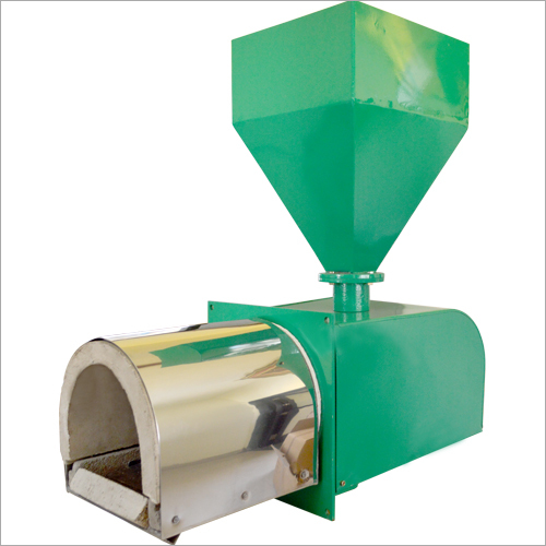 Green Bio Mass Pellet Burner