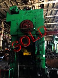 Forging Press Smeral LZK 1600 Ton