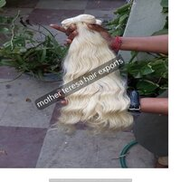 NATURAL SILKY HUMAN HAIR