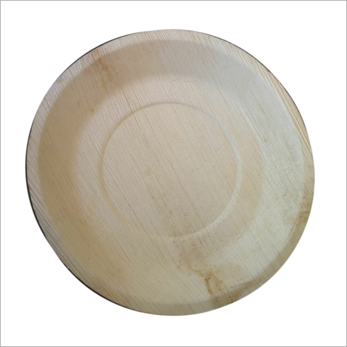 Areca Leaf Disposable Round Plate
