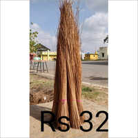 Coconut Leaf Broom Stick