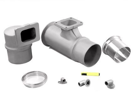 Exhaust System Investment Casting